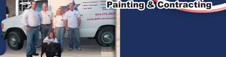 Painting & Contract Work